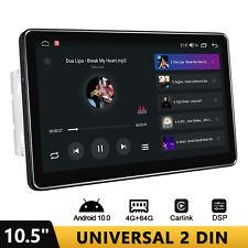 "Joying UI 10.5"" 2 DIN Android 10 Car Radio Stereo Navi Bluetooth Multimedia"