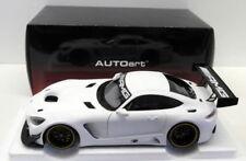 Voiture de courses miniatures en plastique pour Mercedes
