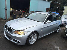 BMW 3 SERIES  E91 320 D AUTO 2011 FOR BREAKING  ENGINE CODE N47T PAINT CODE 354