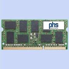 8GB RAM DDR3 passend für Supermicro A1SAi-2550F SO DIMM ECC 1600MHz Motherboard-