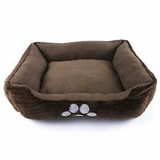 Petper Dog Bed Pet Product Dog Self- Warming Bed with Paw Print Small