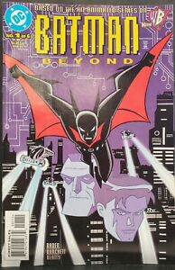 Batman Beyond #1 - 1st APPEARANCE BATMAN BEYOND - VF/OW