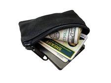 Maratac Deep Cover Clip Pouch Zipper Wallet Gen 2 - BLACK - USA - NEW