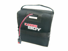 Batterie couvrir / sac pour Motocaddy - Foissy - Golf Glider - 24ah à 28ah.