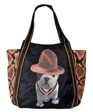 Sac Shopping Femme Teo Jasmin Bag Fourre-tout Petit Teo Mexicain Black