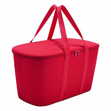 reisenthel coolerbag, einkaufstasche, isolierte tasche, isoshopping tasche, red