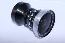Schneider Super-Angulon 165mm f/8 WA lens. Winser, Sinar, Toyo, Deardorff, Wista