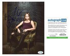 "Arielle Kebbel ""Midnight, Texas"" AUTOGRAPH Signed 8x10 Photo ACOA Witness ITP"