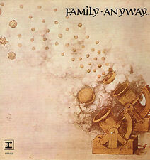 "LP 12"" 30cms: Family: anyway. reprise. B"