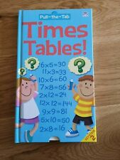 Pull The Tab Times Tables Book New Top That