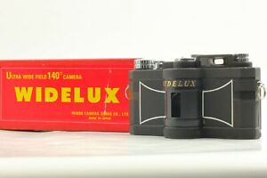 """""""NEAR MINT in Box"""" Panon WIDELUX F8 35mm Panoramic Camera From JAPAN #723"""