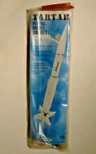 Estes Tartar, Semi-Scale Anti-Aircraft Missile, Vintage 1981-82, Opened, Unbuilt