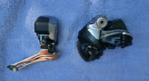 Shimano Dura-Ace Di2 9070 11 Speed Front and Rear Derailleur