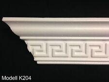 20m 4 Ecken Zierleisten Styroporleisten Stuckprofile Zierprofile 50x50 mm KZ