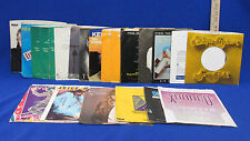 Vintage 45 RPM Record Sleeves Original Picture Sleeves Music Lot of 22