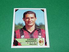 190 DANIELE MASSARO AC MILAN PANINI FOOTBALL CALCIATORI 1993-1994 CALCIO ITALIA