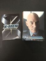X-MEN THE MOVIE 2000 TOPPS COMPLETE BASE CARD SET OF 72 MARVEL