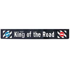 Spritzschutz Schmutzfänger Schmutzfängerleiste LKW Anhänger Heckschürze King #