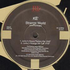 KE - Strange World (Junior Vasquez Mixes) - Flying