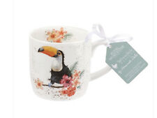 Wrendale Toucan of My Affection Bird Fine China Mug Boxed