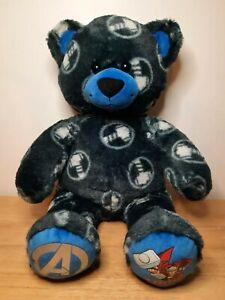 "Build a Bear Workshop Avengers THOR 17"" Plush Stuffed Animal Toy BABW"