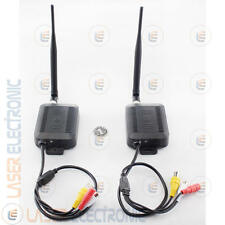 Kit Trasmettitori Wireless Lungo Raggio Stagno Waterprof IP68 2.4Ghz 3.5W 4CH