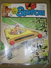 Spirou N° 2326 1982 BD Ginger Les centaures Archie Cash Valhardi Sin Glass