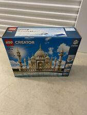 LEGO 10256 CREATOR EXPERT TAJ MAHAL,NEW SEALED BOX, Rare, HTF, PERFECT 🔆🔆🔆🔆