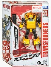 New listing Hasbro Transformers Generations Wfc Trilogy Netflix Bumblebee In-Stock