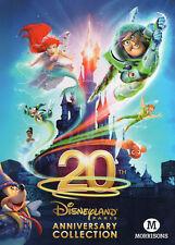 Morrisons 20th Anniversary Collection Disney Land Paris Full Album Of Cards