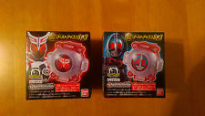 SG Candy Toy Showa & Heisei Ghost Eyecons Icon Set (Kamen Masked Rider)