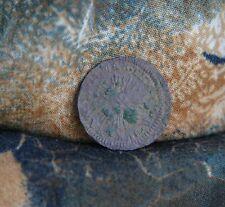 Italy 1731 - 1736 Mantua Soldo Copper World Coin Radiant Sun Face RARE