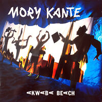 Mory Kante LP Akwaba Beach - France (EX/EX+)
