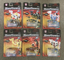 Transformers Spy Changers Level 1- Lot Of 6