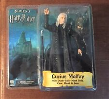 NECA HARRY POTTER SERIES 3 LUCIUS MALFOY FIGURE