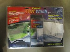Windshield Washer Fluid Heater Kit Winter Hot Water Windshield Wiper Washer