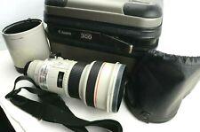 Canon EF 300 mm 2.8 L USM im Koffer