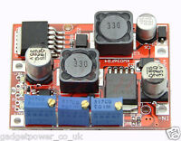 3A DC-DC BUCK BOOST MODULE STEP DOWN UP 4-35V TO 1.25-25V WITH CURRENT CONTROL