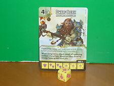 DICE MASTERS D&D Battle for Faerun Rare - 101 Dwarf Cleric