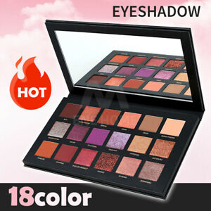 18 colors Eyeshadow palette Shimmer/Matte Eye shadow Makeup Concealer