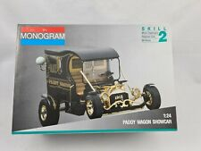 Monogram 1:24 Paddy Wagon Showcar Vintage (1991) Bausatz noch ungebaut