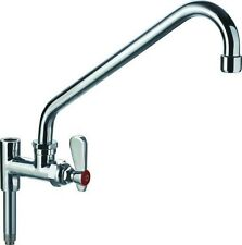 "AT Faucet Commercial Pre-Rinse 10"" Add-On Faucet NSF Certified & Low Lead"