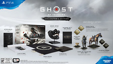 GHOST OF TSUSHIMA EXCLUSIVE PS4 COLLECTORS EDITION *NEW & SEALED* (PRE ORDER)