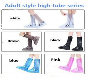 For sale Waterproof Reusable Rubber Rain Boot Shoe Anti-slip Rain shoe covers
