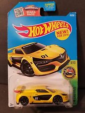 2016 Hot Wheels #79 - HW Exotics 9/10 : Renault Sport R.S.01