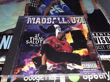 CD: MADBALL & UZI - 21 Thug Salute (2000)Sealed Ultra Rare Florida Gangsta Rap