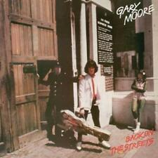 Gary Moore-back on the Streets (Expanded Edition) - CD NUOVO