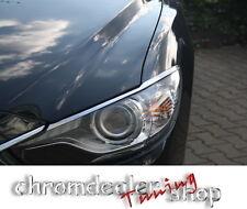 Zierleiste Scheinwerfer Chrom Mazda6