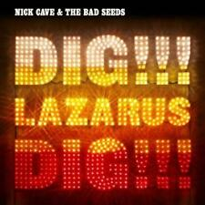 Nick Cave And The Bad Seeds - DIG, LAZARUS, DIG!!! (NEW CD+DVD)