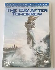 The Day After Tomorrow DVD, 2004 Like New (#DVD01501)